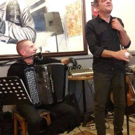 Jean-Marc Vareille et Gilles Puyfages