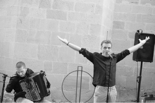 Jean-Marc Vareille et Gilles Puyfages détextent Bernard Dimey