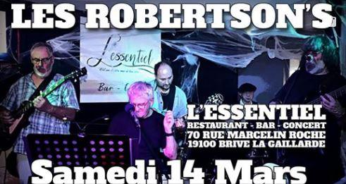 Les Robertson's